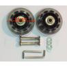 2 Roulettes adaptables valise à 2 roues Samsonite (64x20)
